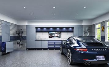 Jak utrzymać porządek w naszym garażu?