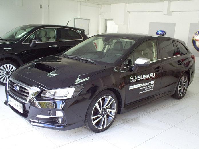 Używane Subaru z salonu: jak można na tym zyskać