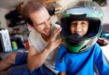 Kaski motocyklowe dla dzieci – na co zwracać uwagę?