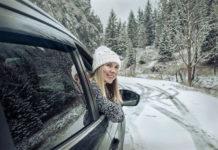 Jak jeździć zimą i wczesną wiosną?